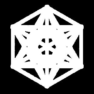 Sacred geometry / Minimal Hipster Line Art