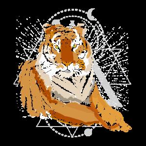Tiger Dschungel