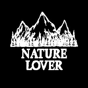 Bergwandern Pilgern Naturfreunde Trekking Tshirt