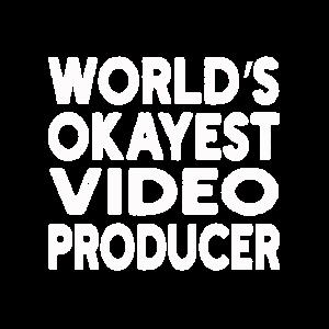 World's Okayest Video Producer Video-Produzent