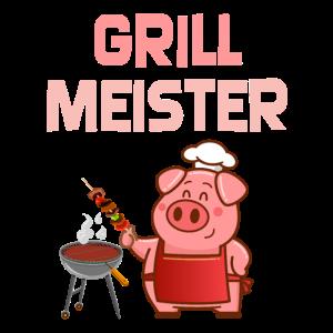 Grillen – Shirt Grillkönig Wintergrillen Geschenk