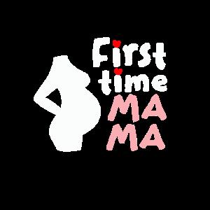 erstes Mal Mama