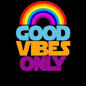 Nur gute Stimmung