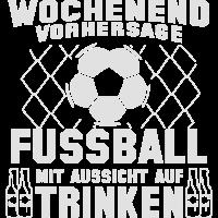 Fussball Bier trinken