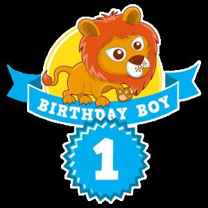 Ein Jahr Alt 1. Geburtstag Geburt Cooler Spruch