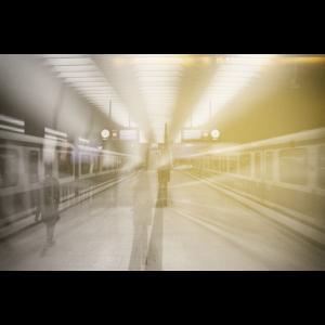 U Bahn München 8