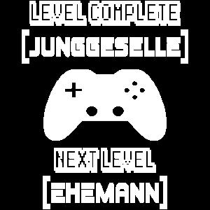 Gamer Junggeselle JGA