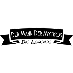 der mann der mythos die legende