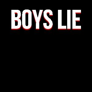 Boys Lie - Jungs lügen