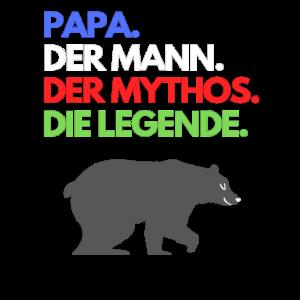Papa Mann Mythos Legende