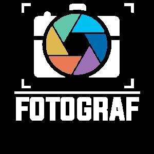 Fotograf Fotokamera