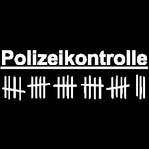 Polizeikontrolle - Kontrolle - Polizei Ordnungsamt