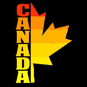 Canada Vintage Retro