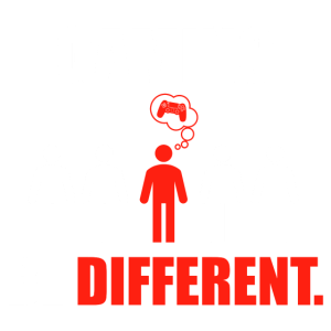 Gaming Shirt Be Different