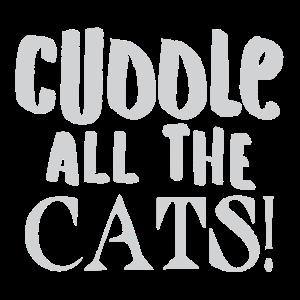 Kuschel alle Katzen!