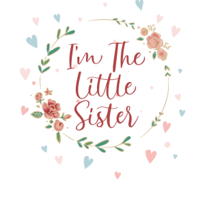 Ich bin die kleine Schwester