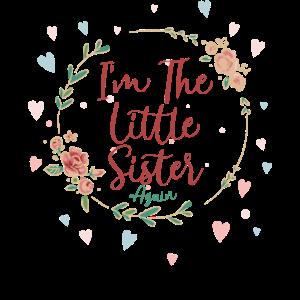 Ich bin wieder die kleine Schwester