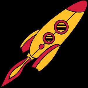 rakete raumschiff feuer fliegen