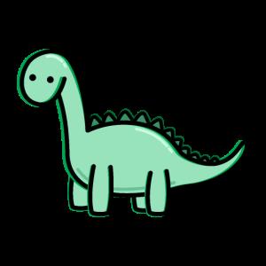 Süßer Dino