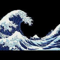 große Welle - big Wave