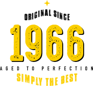 Jahrgang 1960 Geburtstagsshirt: original since 1966 simply the best 50th birthday