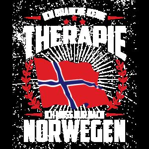 Norwegen Ich brauche keine Therapie
