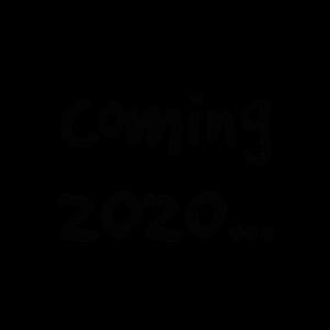 Baby Geburt - coming 2020 - Geschenk zur Geburt