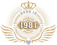 Jahrgang 1980 Geburtstagsshirt: born_in_1981