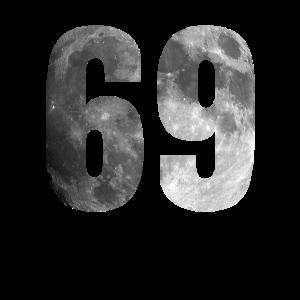 Mond Mondlandung 1969
