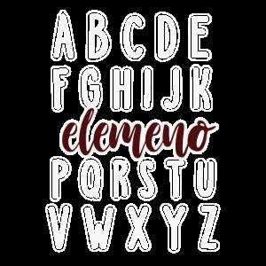 Alphabet Vorschule