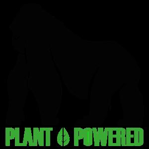 Plant Powered Vegan Geschenk