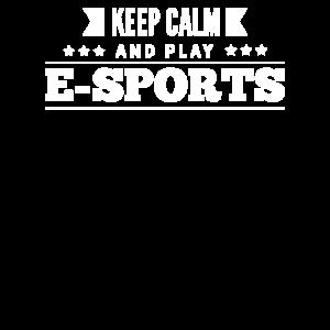 Zocken Computerspiel Spielen E-Sportler E-Sport