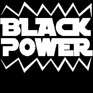 Black power Schwarz Lustig geschenkidee