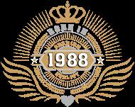 Jahrgang 1980 Geburtstagsshirt: born_in_1988