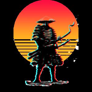 samurai orange