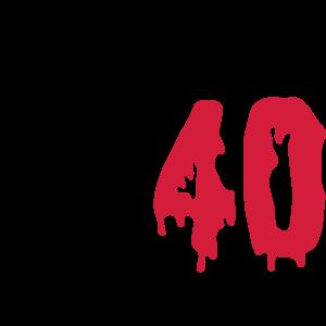 Horror 40. Geburtstag