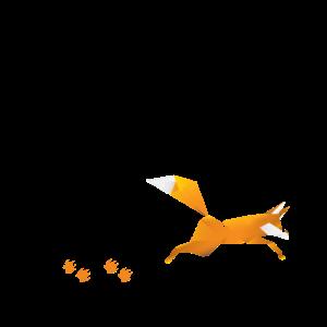 Fuchs Tier Geschenk
