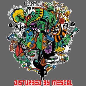 Monster rockband by Mescal