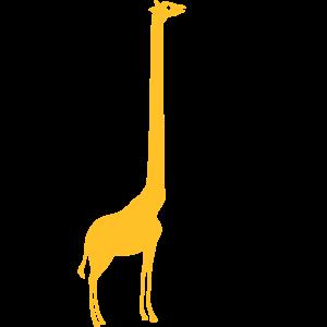 giraffe_long_neck_T-Shirt