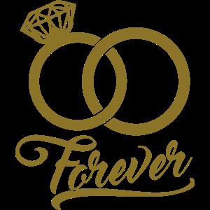 forever wedding rings