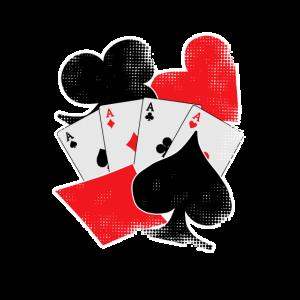 Poker Spielkarte Herz Karo Kreuz Piek Karten Karte