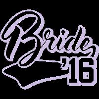 Bride 2016
