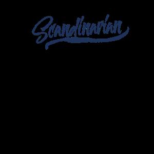 Skandinavier Norden Schweden Norwegen Skandinavien