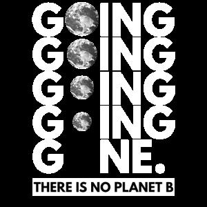 There is no Planet B Umweltschutz Klimaschutz