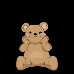 Teddybär Bärchen Plüschtier