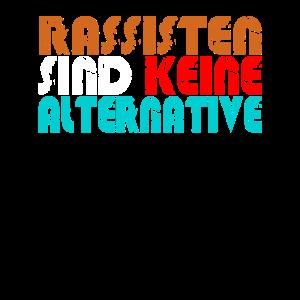 Anti AFD Alternative gegen Nazis Rechts
