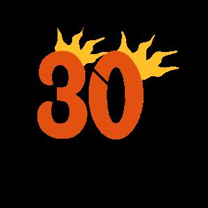 Fegen 30. Geburtstag