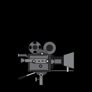 Old school Filmkamera