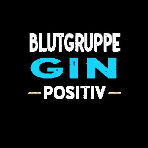 Blutgruppe Gin Positiv