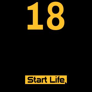 18. Geburtstag Geschenk Nerd Gamer Gaming Spruch